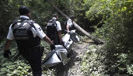 Mexico police, mayor arrested over 10 burned bodies
