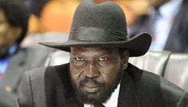 South Sudan president fires ministers allied to rival Machar