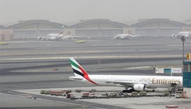 Dubai airport stays on top for international traffic