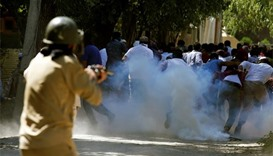 Fresh Indian Kashmir protests kill two, injure over 100