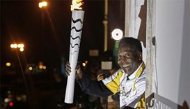Pele unable to light Olympic cauldron due to poor health