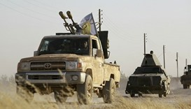 "Islamic State ""almost completely"" ousted from Syrian city of Manbij"