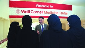 WCM-Q helps train future Qatari researchers