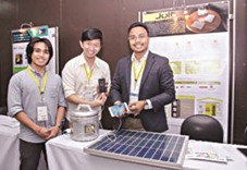 UP inventors bring electricity to off-grid areas