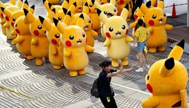 Pokemon Go master says not done with game, hopes for more features
