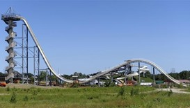 US boy, 10, dies on world's tallest water slide