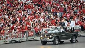 Singapore marks independence with heightened security