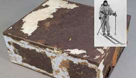 106-year-old fruitcake found in Antarctica 'perfectly preserved'