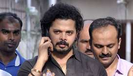 Indian cricket board bid to reinstate Sreesanth fixing ban