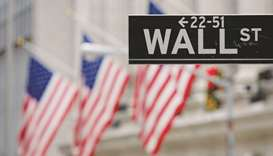 Dow strikes new record amid Wall St bull run