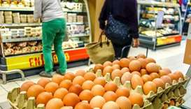 Hong Kong, Switzerland, 15 EU states hit by egg scandal