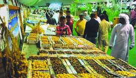 Dates Festival concludes Saturday, visitor count soars