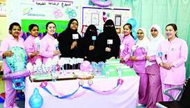 Awareness building marks PHCC's breastfeeding week observation