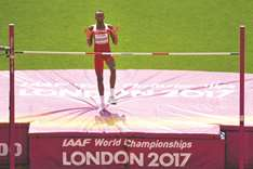 Qatar's Barshim ready to hit new heights