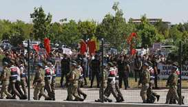 Turkey opens trial of nearly 500 defendants over failed coup