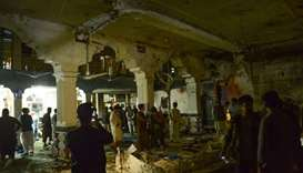 At least 29 killed in Afghan mosque attack