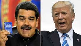 Trump's threat of Venezuela military action could bolster Maduro