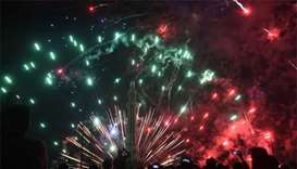 Pakistan marks 70 years of independence with fireworks