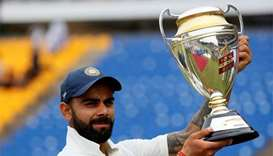 India smash Sri Lanka to sweep three-Test series