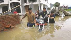 Nepal flood toll rises