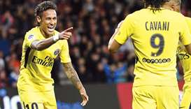 More alive than ever: Neymar after scoring debut