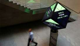 Man plunges to death at London Stock Exchange