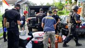 IS-linked terror suspects arrested in Indonesia