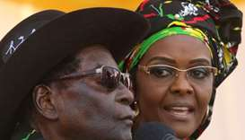Grace Mugabe accused of assault in S.African hotel