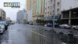 Rain, thunder and strong winds forecast for Qatar