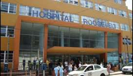 Roosevelt Hospital, Guatemala City