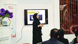 Al-Kubeissi highlights important aspects on career development during the workshop