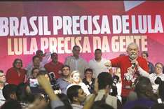 Lula launches unlikely bid to retake the presidency