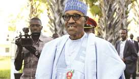 Buhari is home after treatment in London