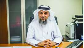 Prof Ibrahim al-Janahi, executive director of research at HMC
