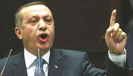 Erdogan: (Gabriel) is trying to teach us a lesson ... how long have you been in politics? How old ar