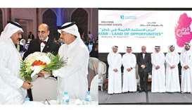 Doha Bank holds knowledge-sharing session