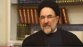 Iran reformist leader calls for politicians' release