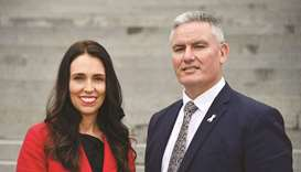 New Zealand opposition changes leader as poll looms