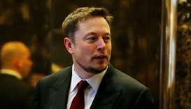 Tesla's Musk bashes media, proposes credibility check