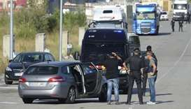 Spanish police shoot dead Barcelona attack fugitive