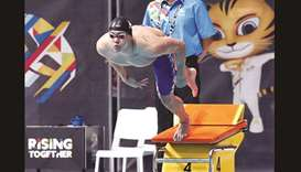 Schooling storms to butterfly gold at SEA Games