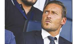 Tough for Totti as Roma eke out win