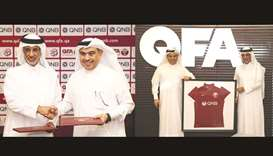 QNB renews its sponsorship of top Qatari football tournaments for six seasons