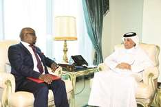FM receives message from Swaziland
