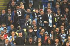 'Blue Roon' — Rooney form has media purring