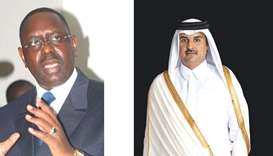 Senegal sends its envoy back to Doha
