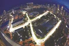 F1 eyeing two more street races in Asia