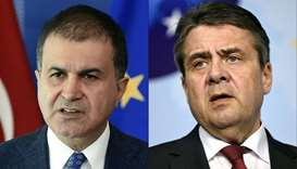 Turkey accuses Germany's Gabriel of copying 'racists, far right'