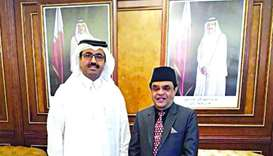 Qatar keen to diversify investment in Nepal: al-Sada