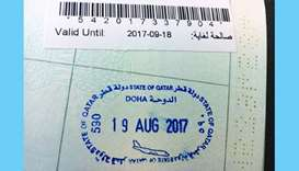 Visa-free entry increases flow of visitors to Qatar